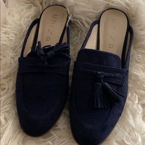 Unisa loafers in blue